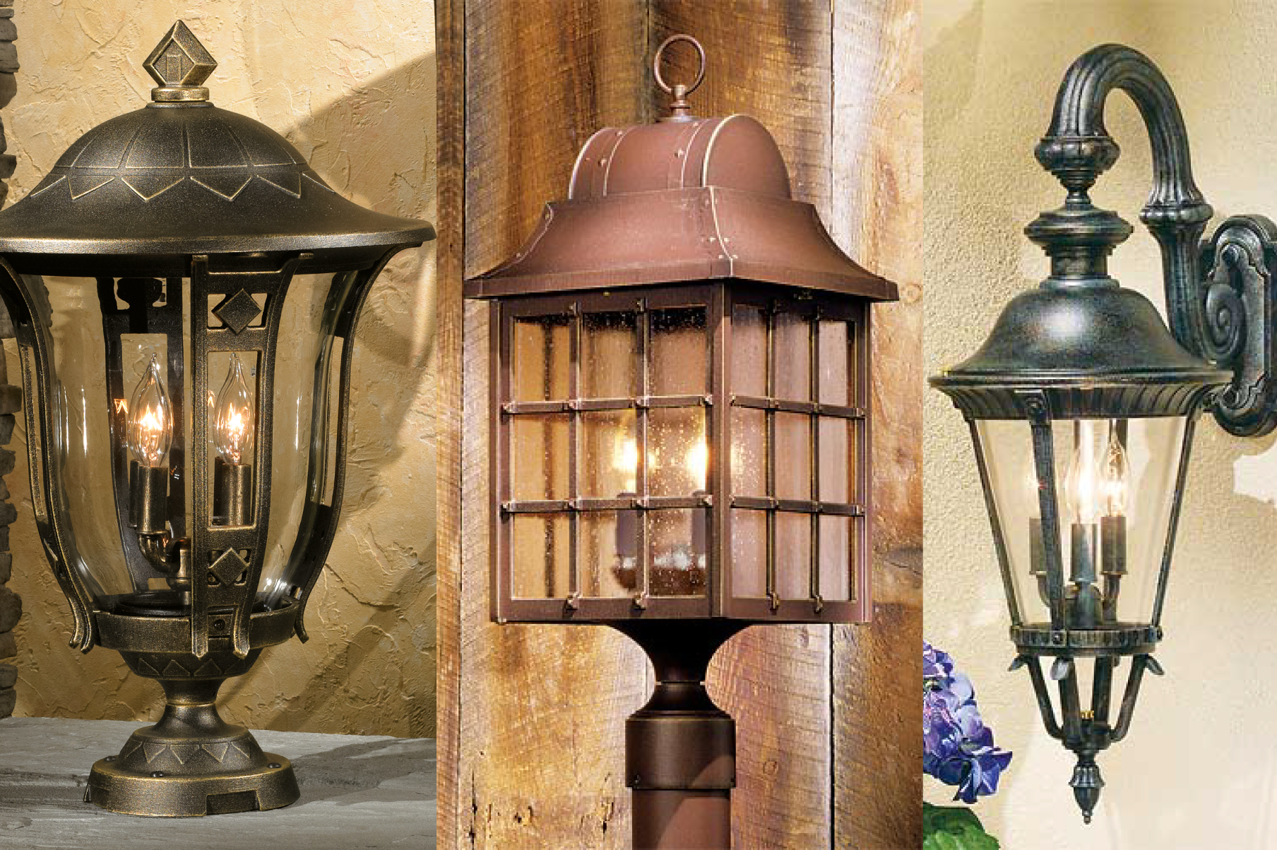 Browse our lanterns